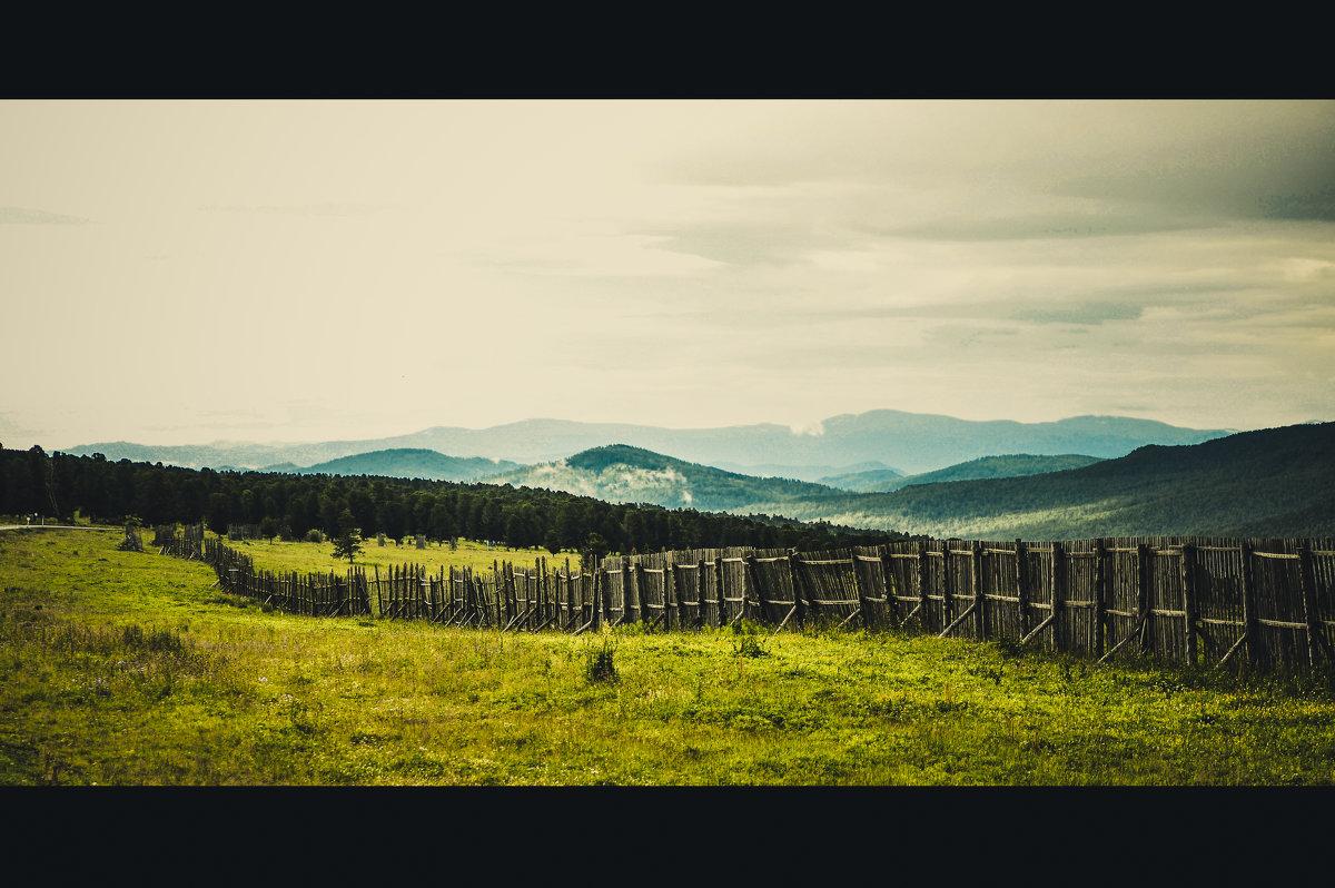 Перевал Семинский республика Горный Алтай - Юлия Fox(Ziryanova)