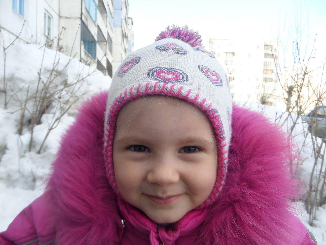 Зимний портрет - Татьяна