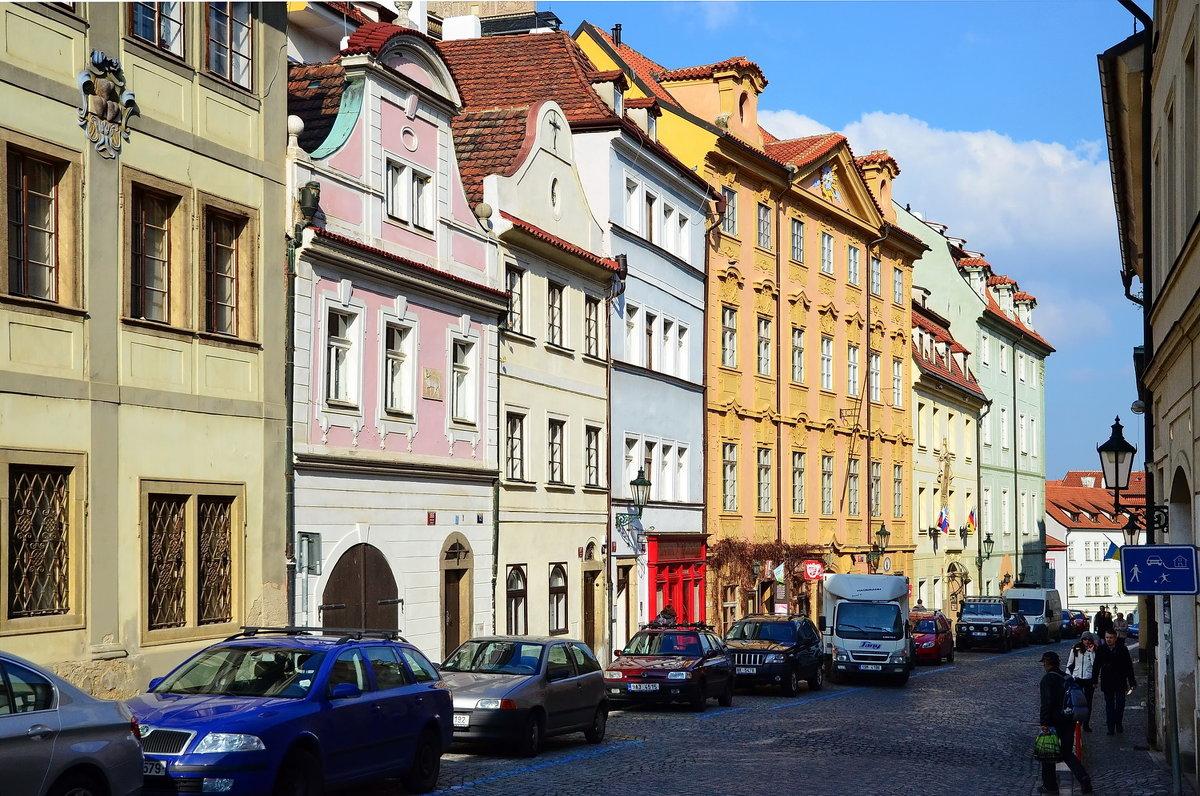 Прага - Владимир Брагилевский