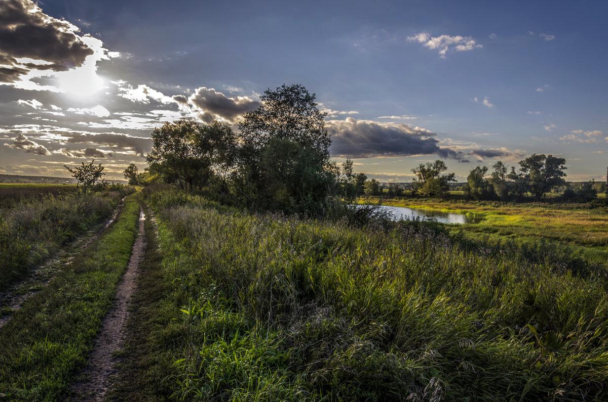 дорога к озеру - Константин Сафронов