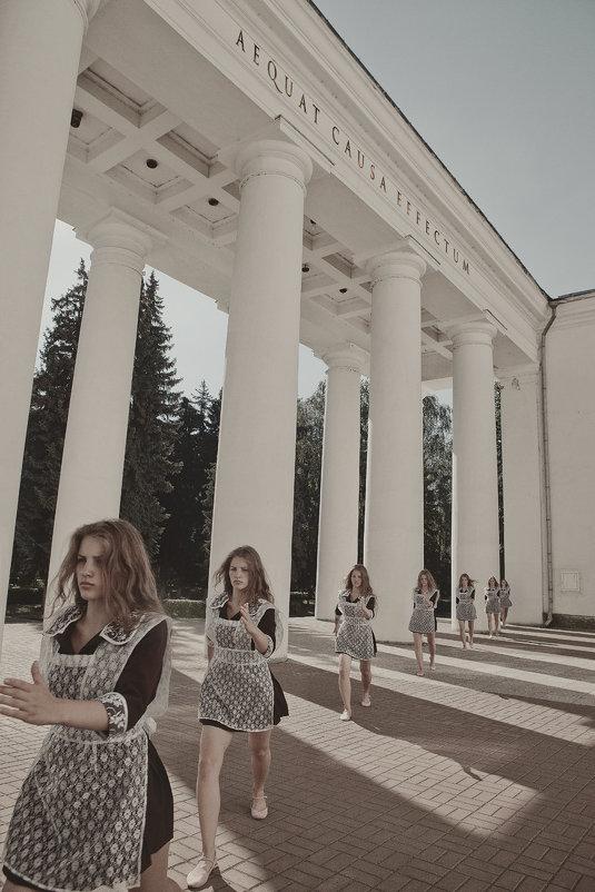 Наблюдение ГИА, ЕГЭ и сопутствующих ОКР - DewFrame Илья Ягодинский