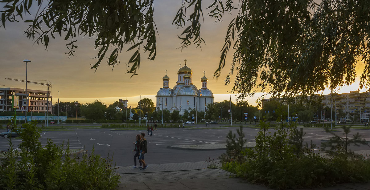 Свято-Воскресенский собор - leo yagonen