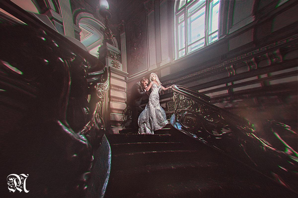 Свадебная картина - Ирина Митрофанова студия Мона Лиза