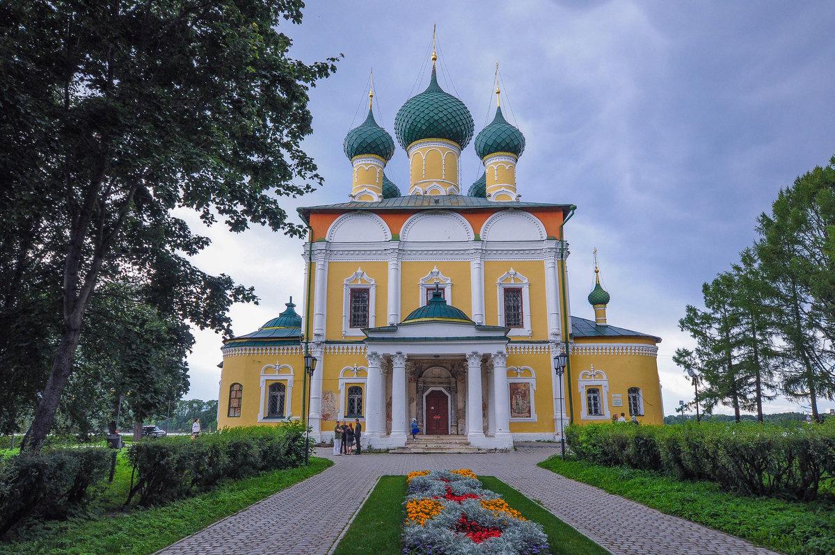 Собор в Угличе - Сергей Тагиров