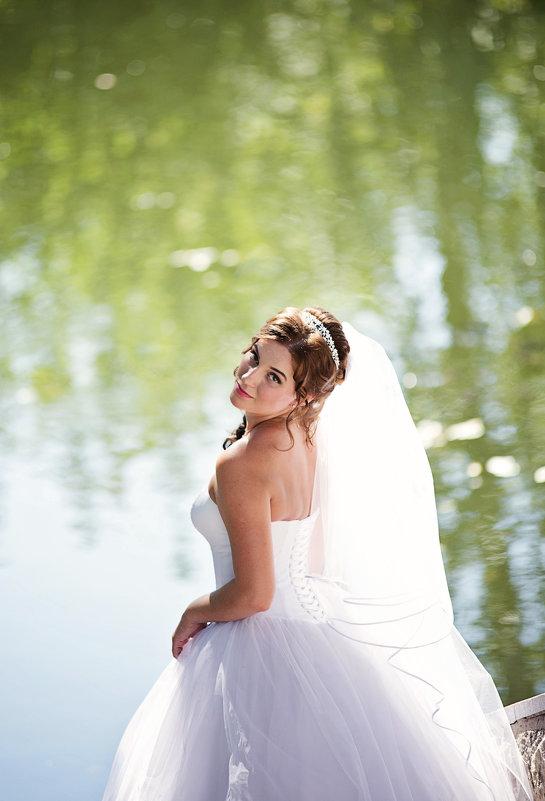 Фотосессия невесты - марина алексеева