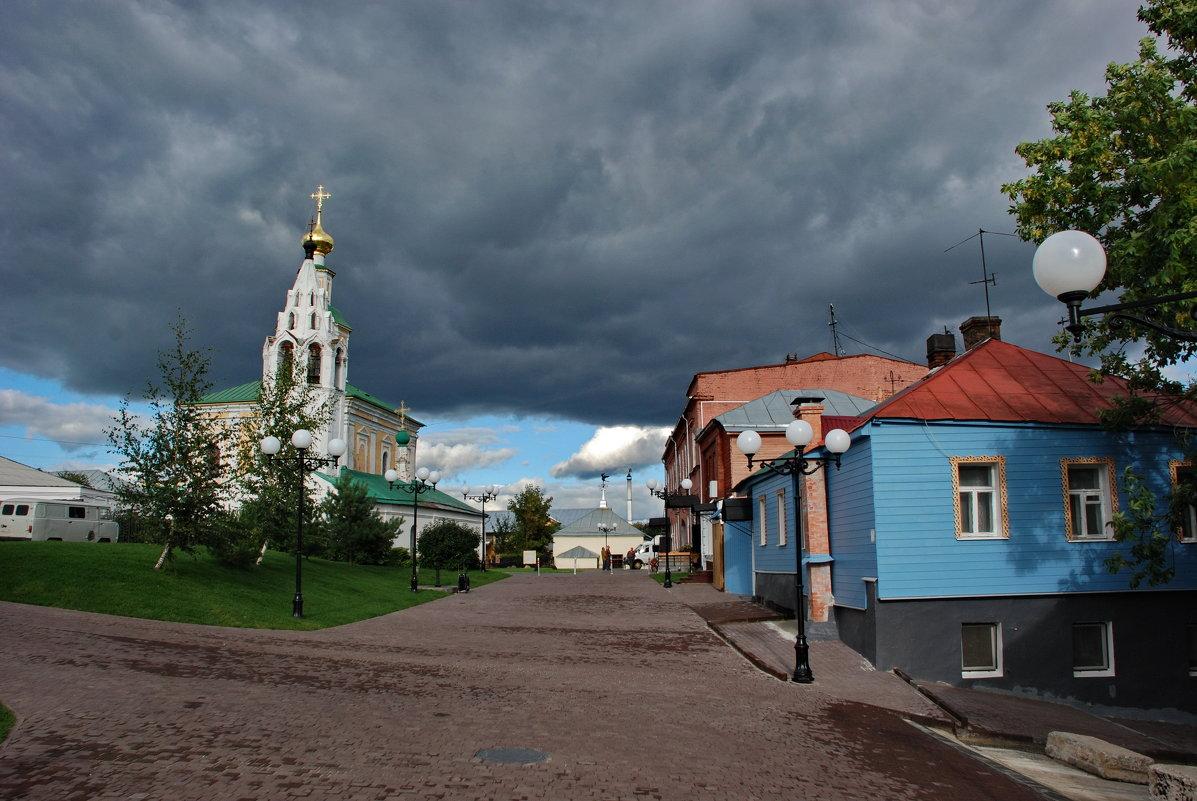 Улица Георгиевская во Владимире - Валерий Толмачев