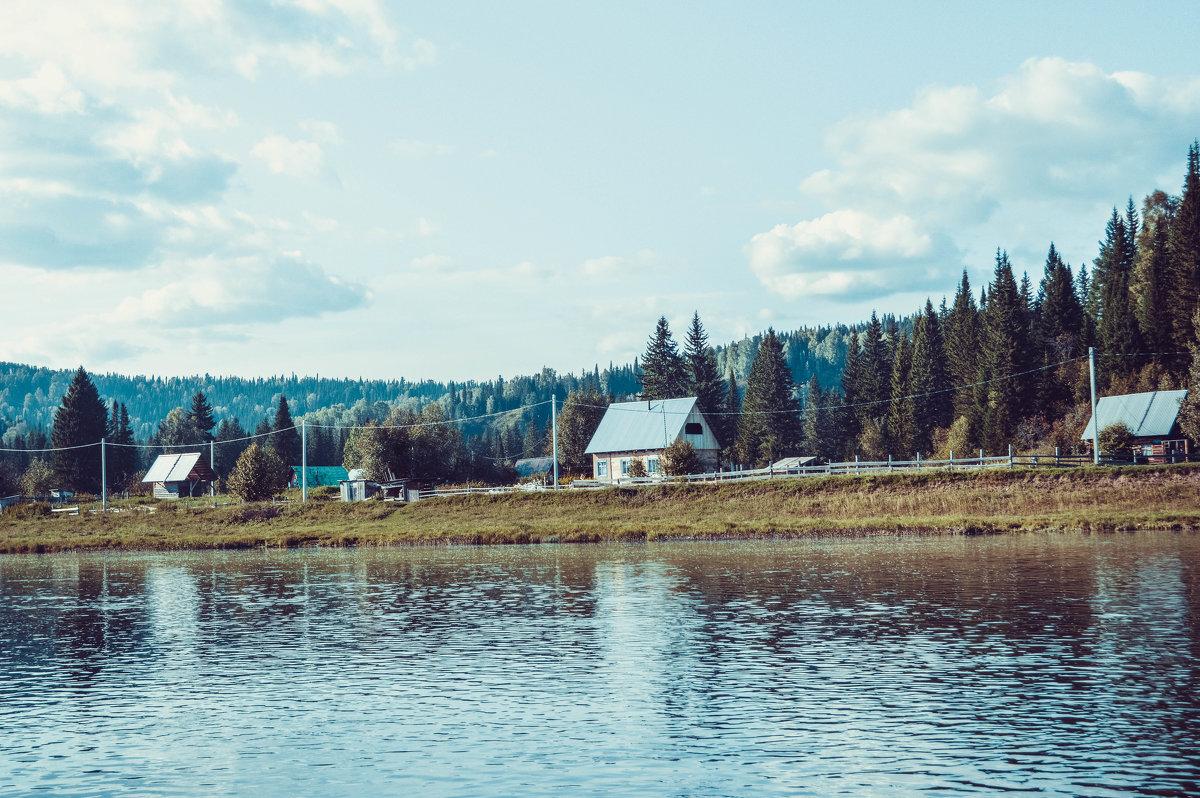 Дом у реки - Мария Гаврилова