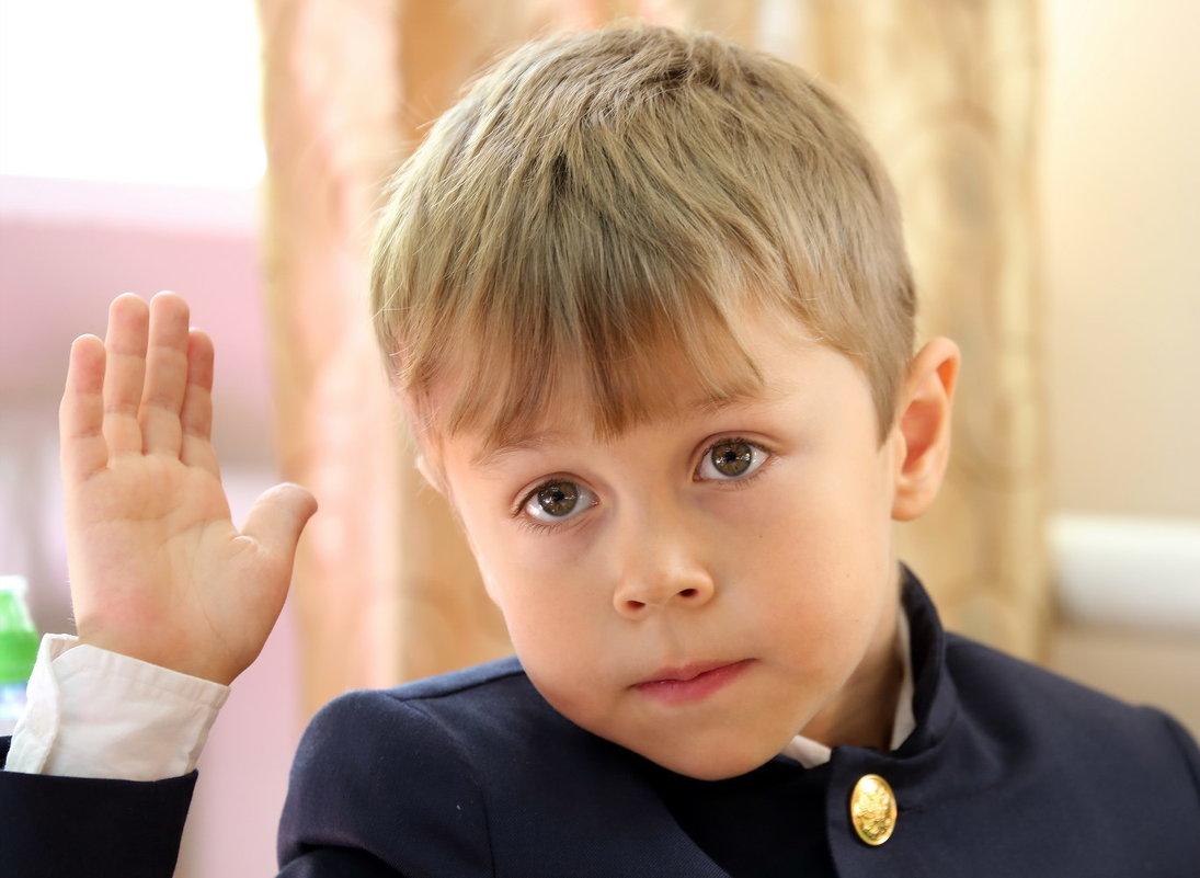 1 сентября 16 - Михаил Бибичков
