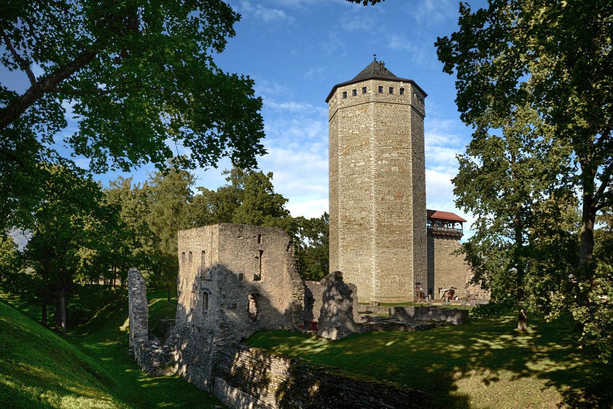 Замок Вейсенштейн (Пайде) , Эстония - Priv Arter