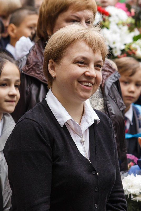 Первая учительница моей дочери - Алексей Корнеев