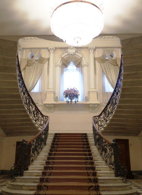 Лестница в Счастье.... - Марина Харченкова
