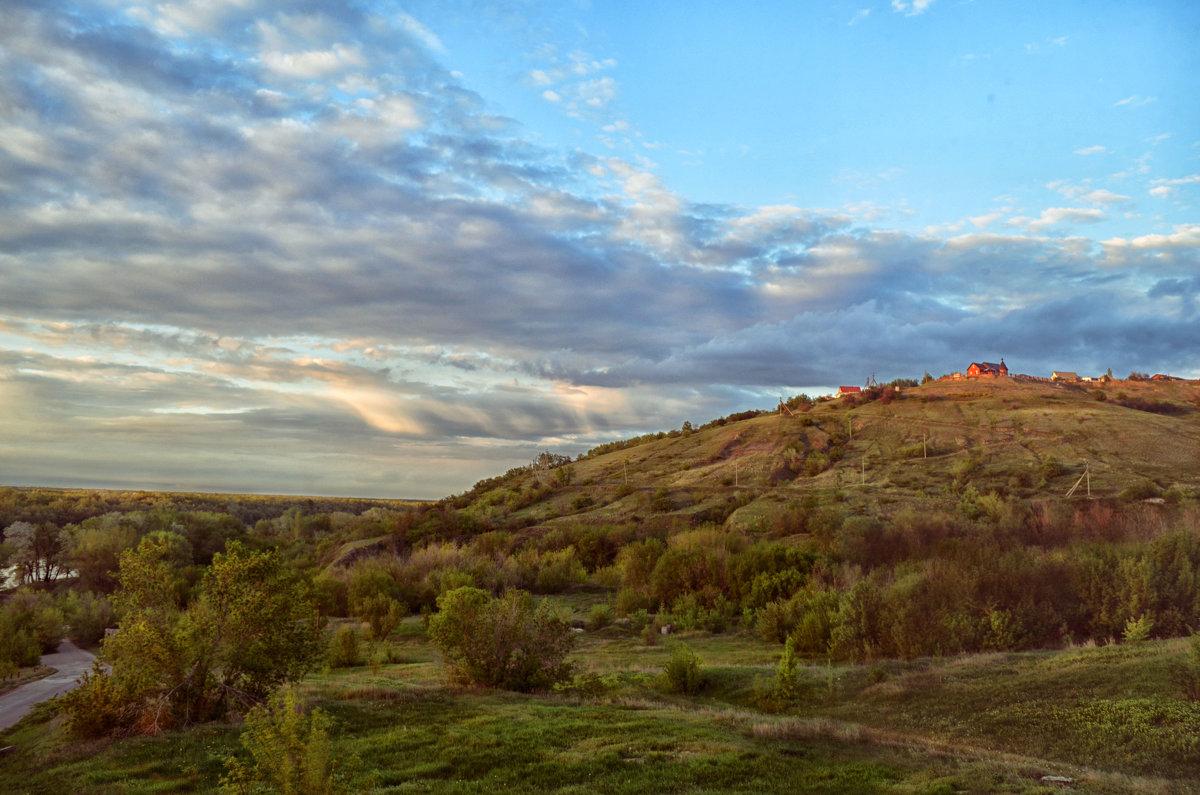 Домик на горе - Marina Timoveewa