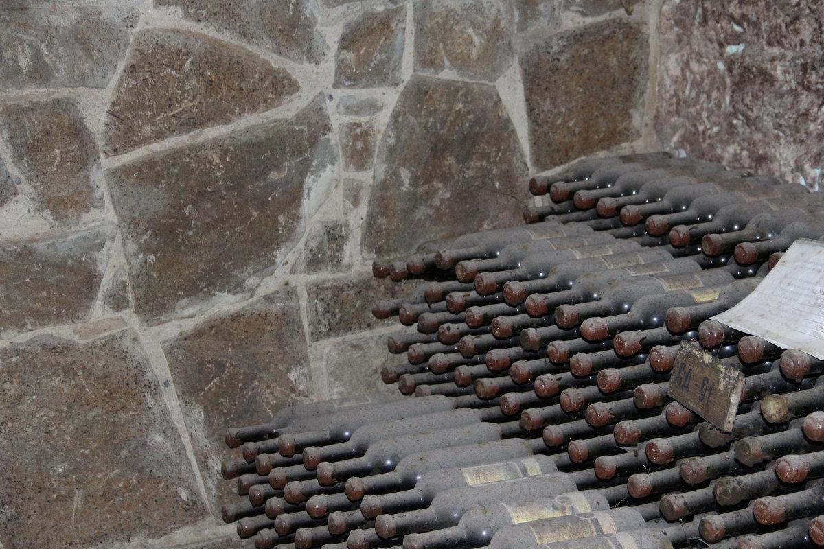 Крымские винные подвалы - ALEXSEM фоточайник