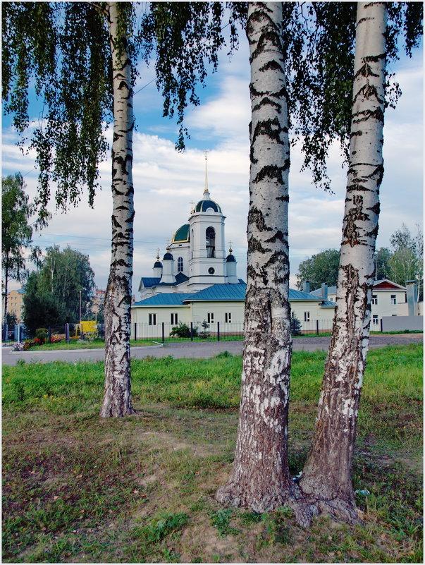 Церковь Преподобного Серафима Саровского. Кострома. - Олег