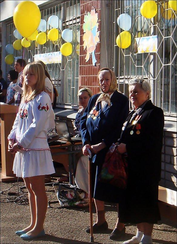 Почётные гости - Нина Корешкова