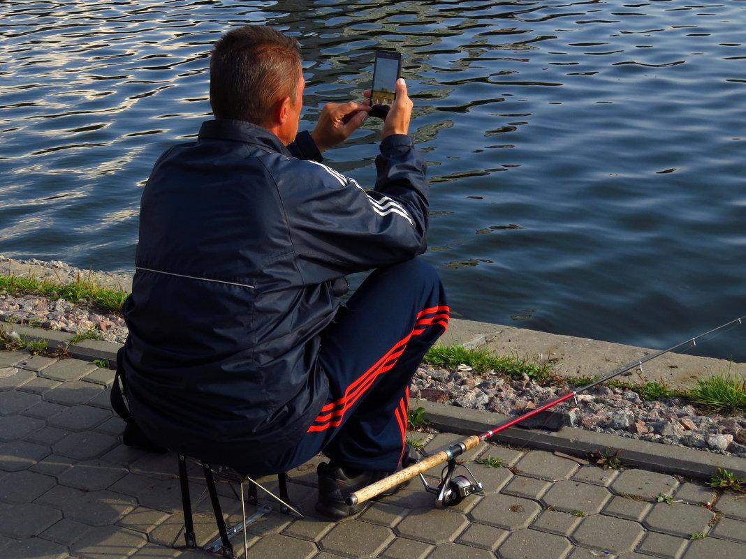 Дело рыбака - Андрей Лукьянов