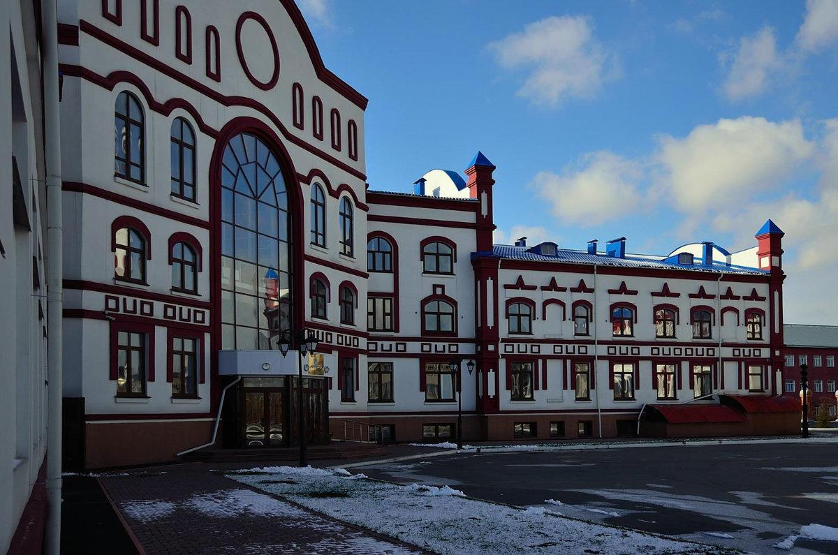 РПЦ Московский патриархат.Кузбасская православная   духовная семинария - Гриша  6х9 или 9х12