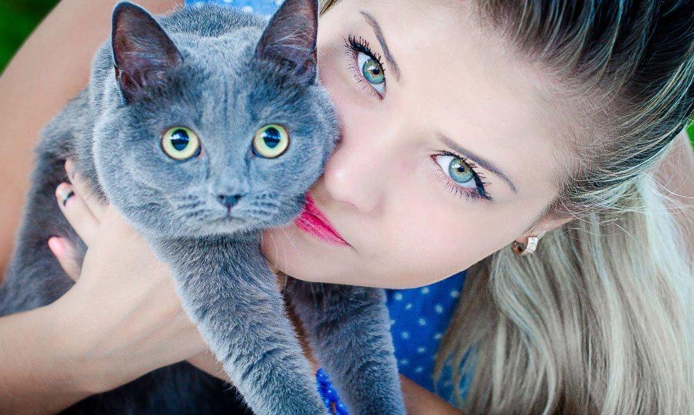 Эти глазки, эти голубые глазки ... - Юлия