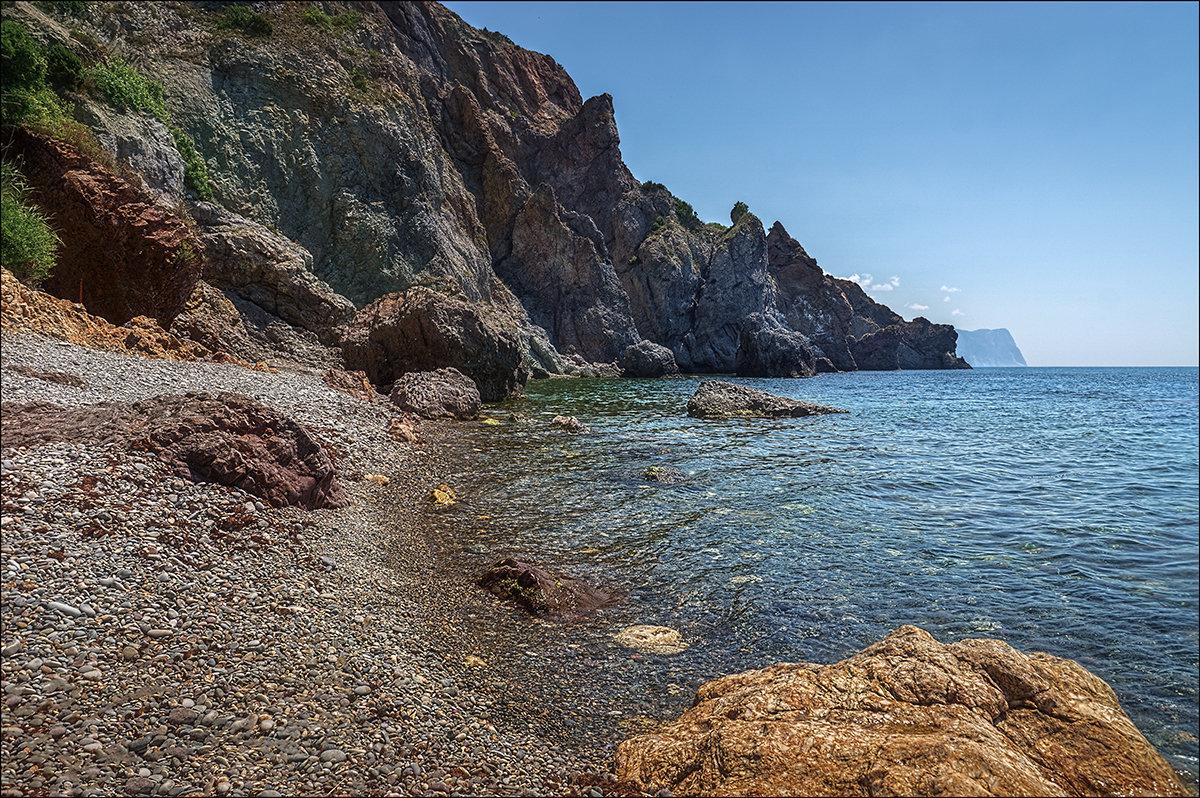 Яшмовый пляж - Олег Фролов