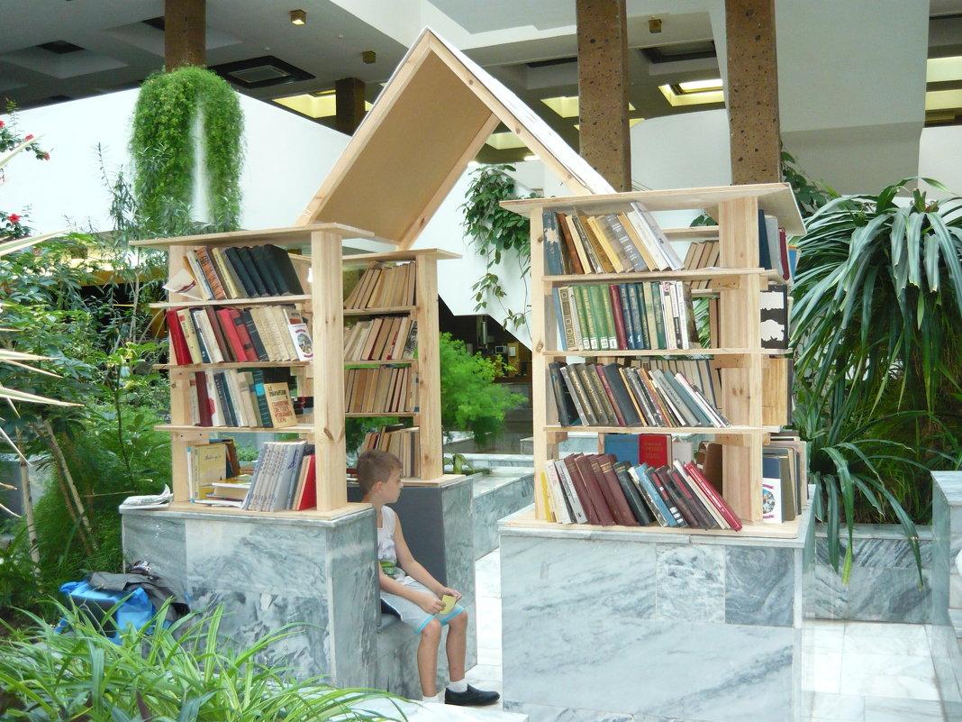 Книжный домик - Надежда