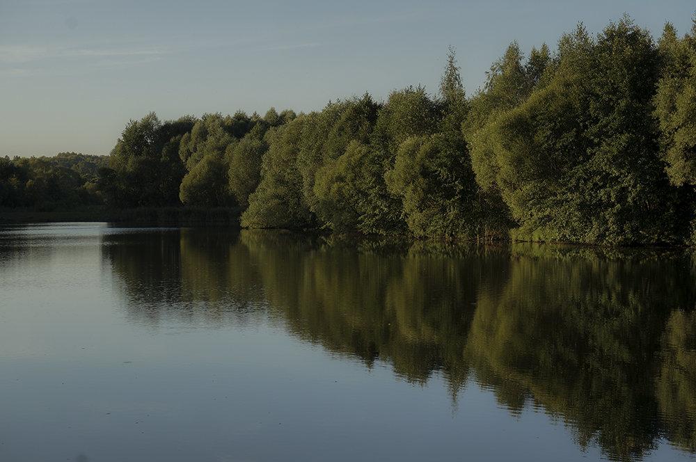 Озеро - Людмила Синицына