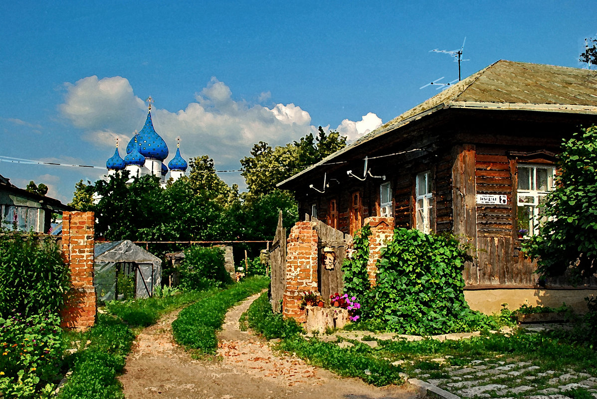 В Суздале - Валерий Толмачев