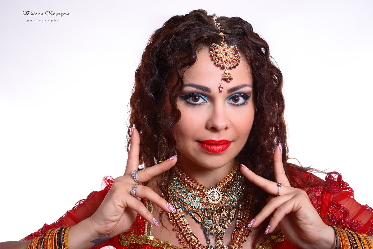 Индианка - VikTori Knyazeva