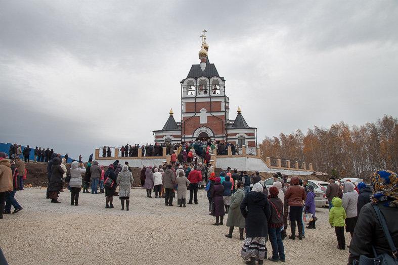 Храм в честь Новомучеников и Исповедников Церкви Русской: - Тамара Гераськова