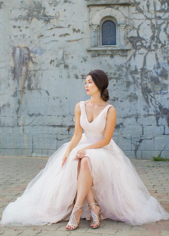 #свадебный день#красавица в белом платье - Александра Авраменко