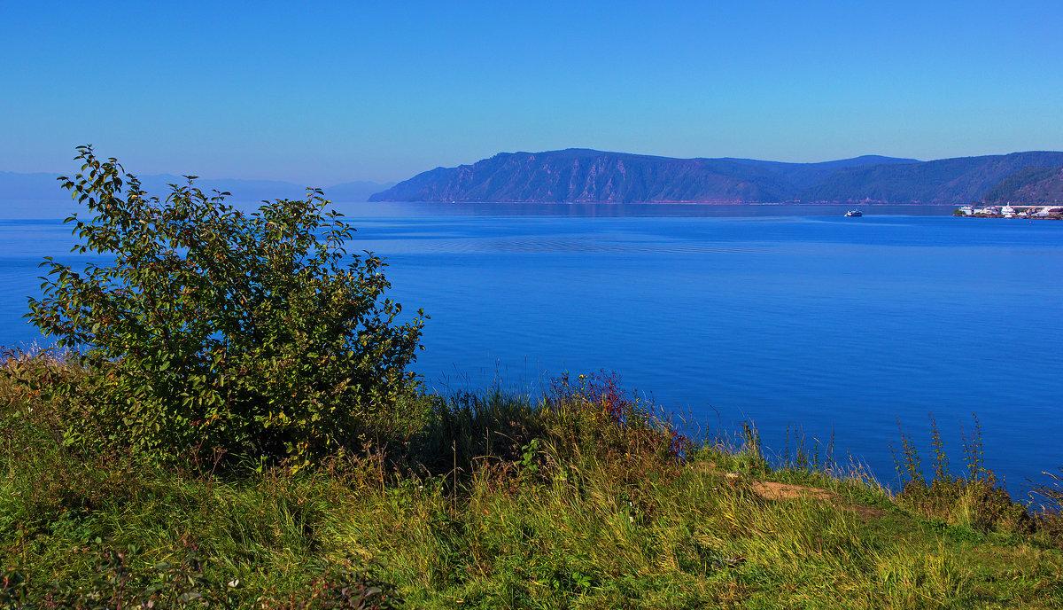 Голубое озеро - Анатолий Иргл