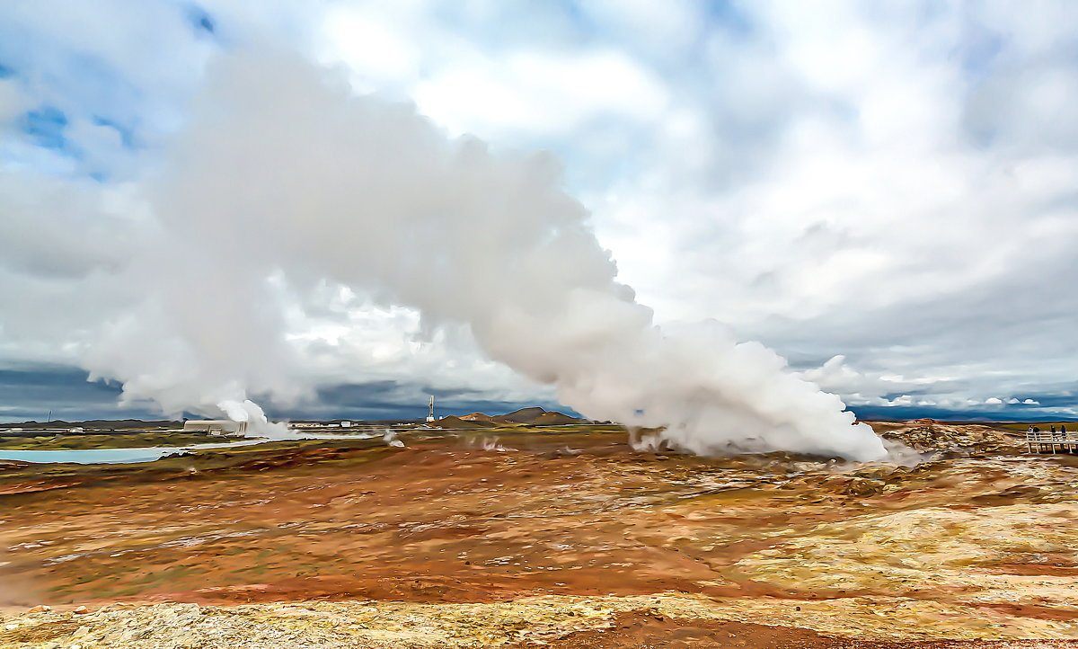 Iceland 07-2016 Reykjanesviti - Arturs Ancans