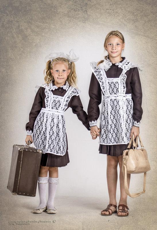 """""""нынче в школе первый класс вроде института..."""" - Natalia McCarova"""