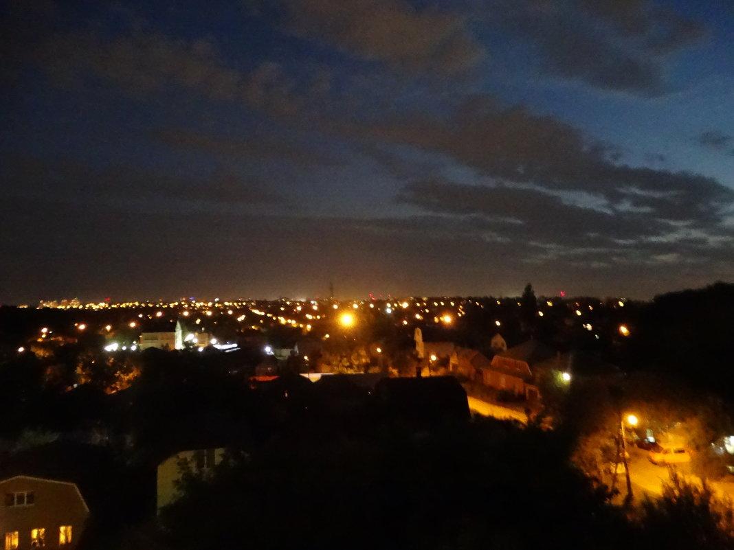 Вечер,город зажигает огни... - Тамара (st.tamara)