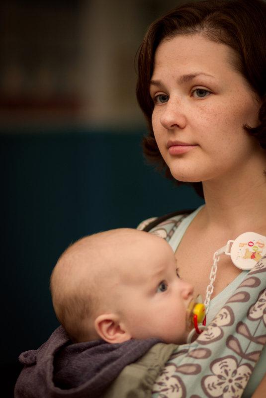 Мать - Ольга