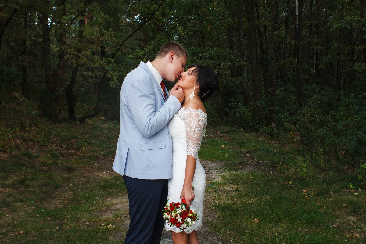 Мариша и Роман - Julia VasilёK