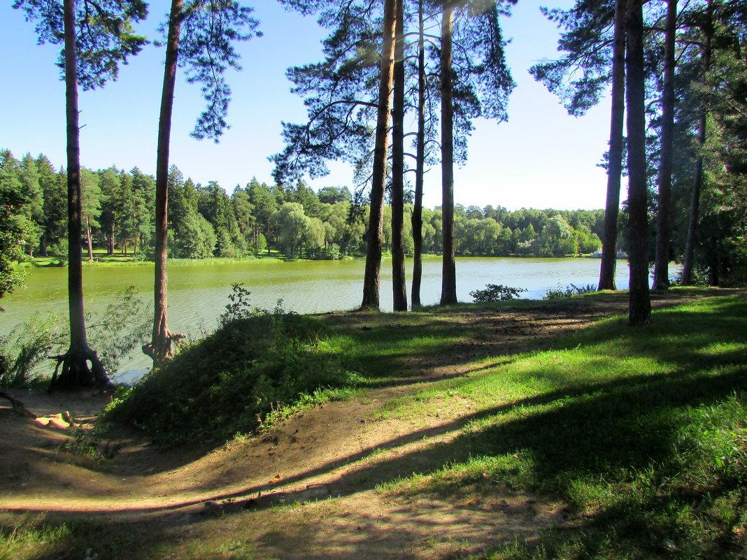 У озера - irina