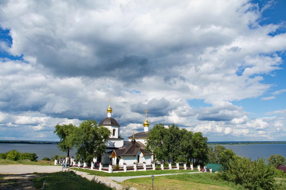 Во Свияжске - Александр С.