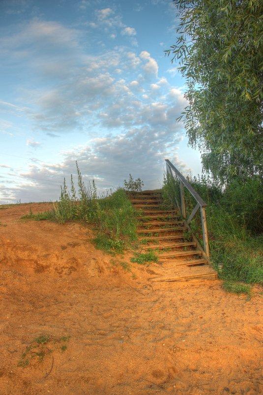 лестница - Владимир