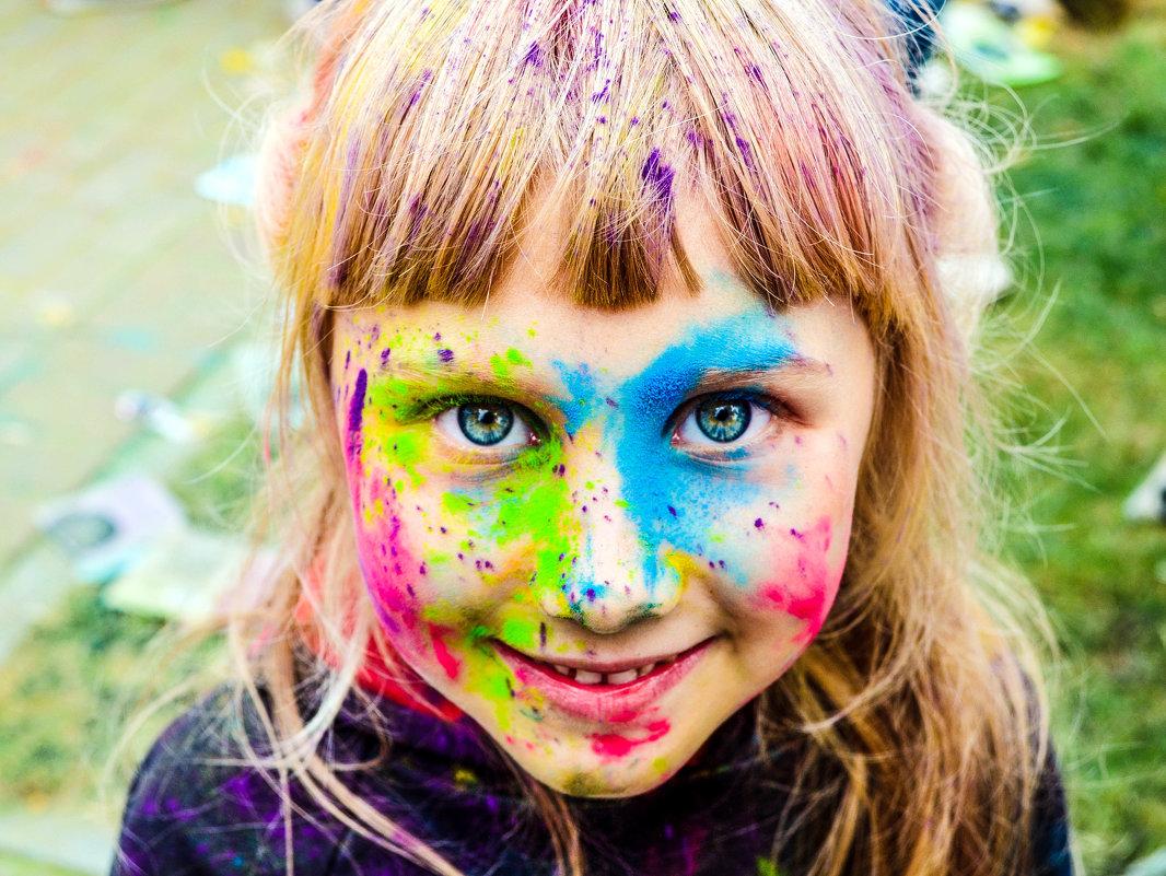 Яркие краски - Марина Романова