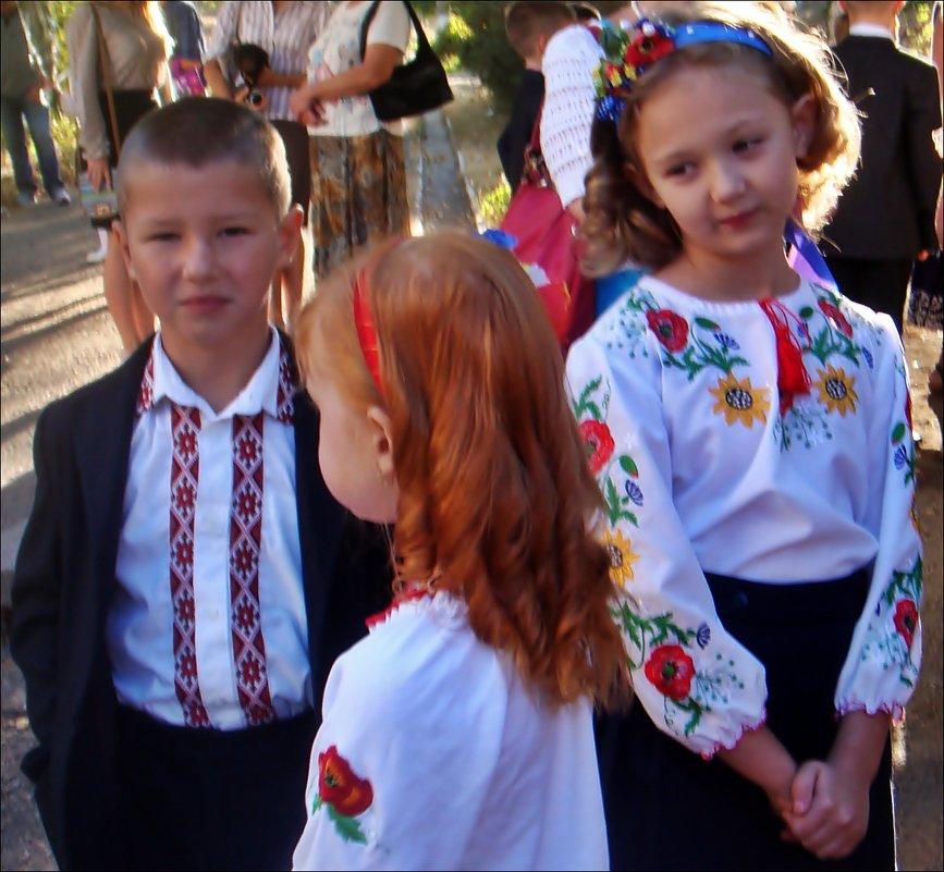Взгляд - Нина Корешкова