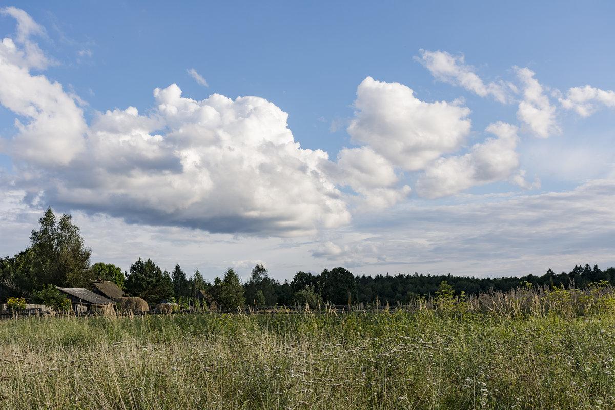 вид на небо - Галина Кубарева