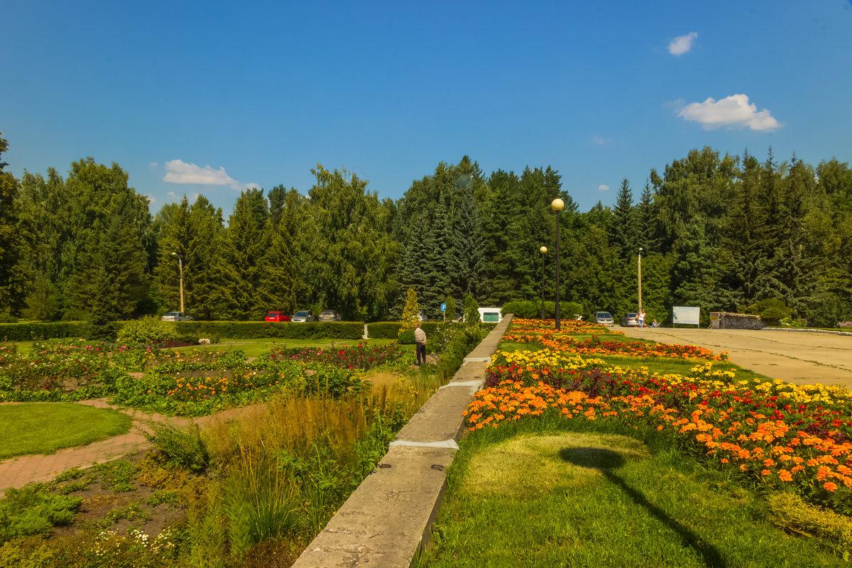 Ботанический сад СО РАН - Дима Пискунов