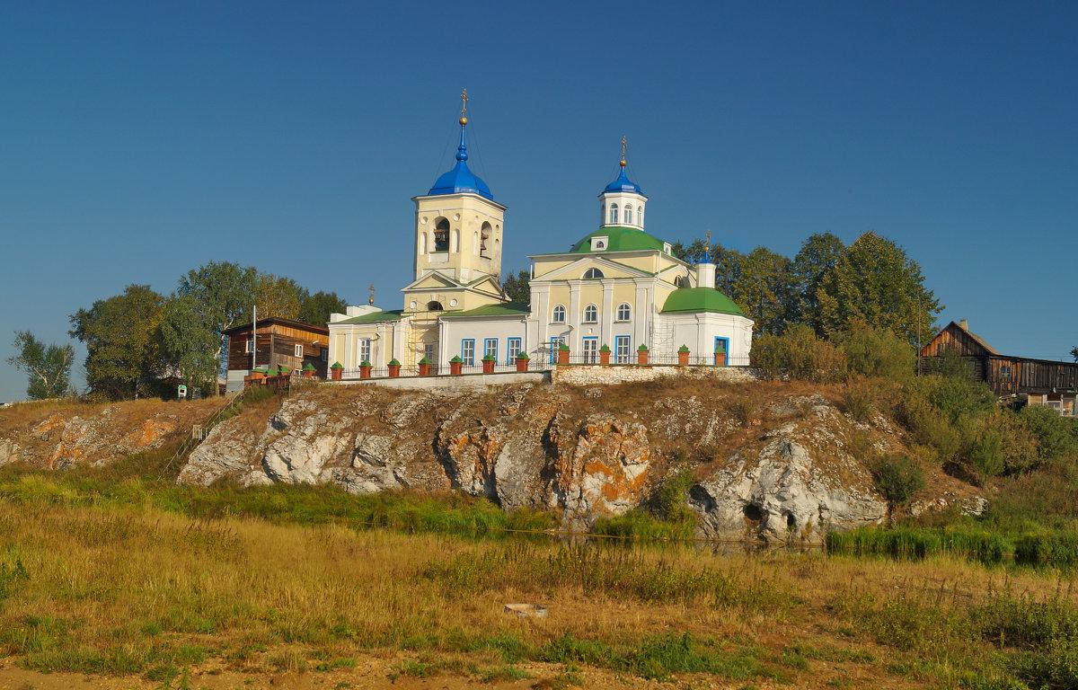 Храм на берегу - Александр Смирнов