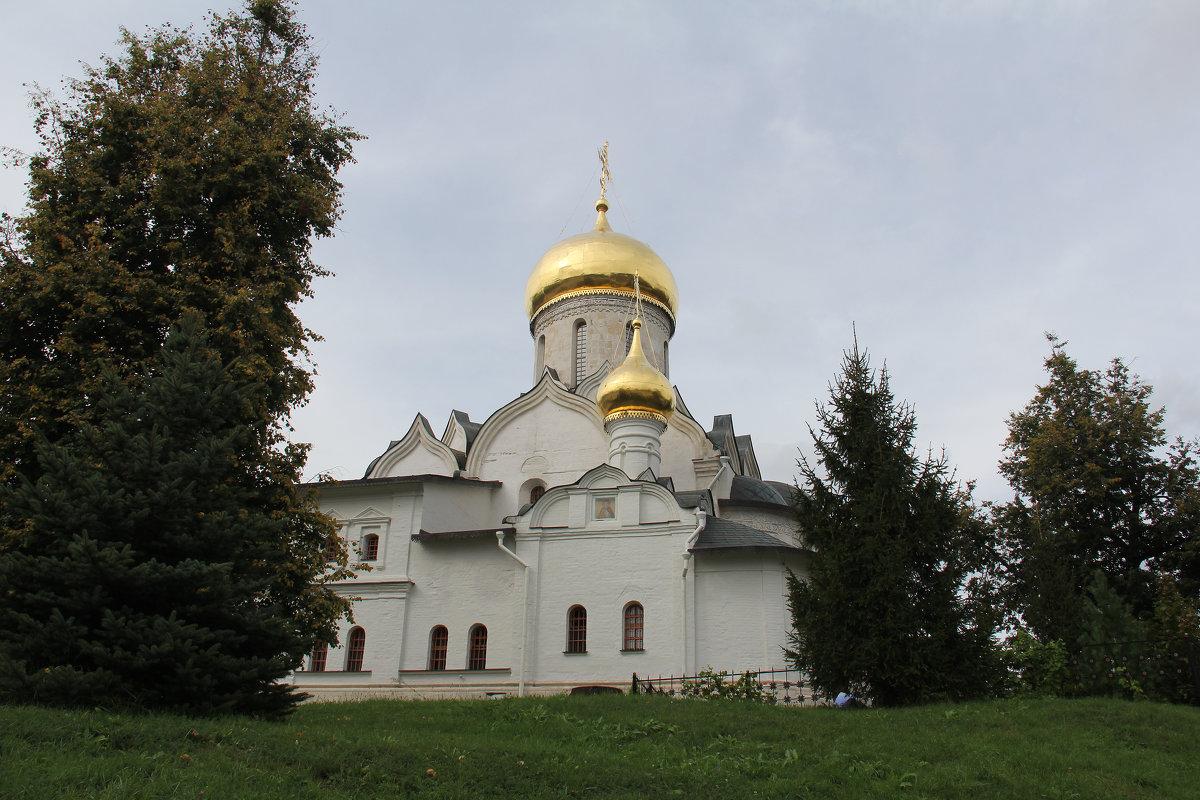 Церковь на территори Саввино - Сторожевского монастыря - Александр mister.arm