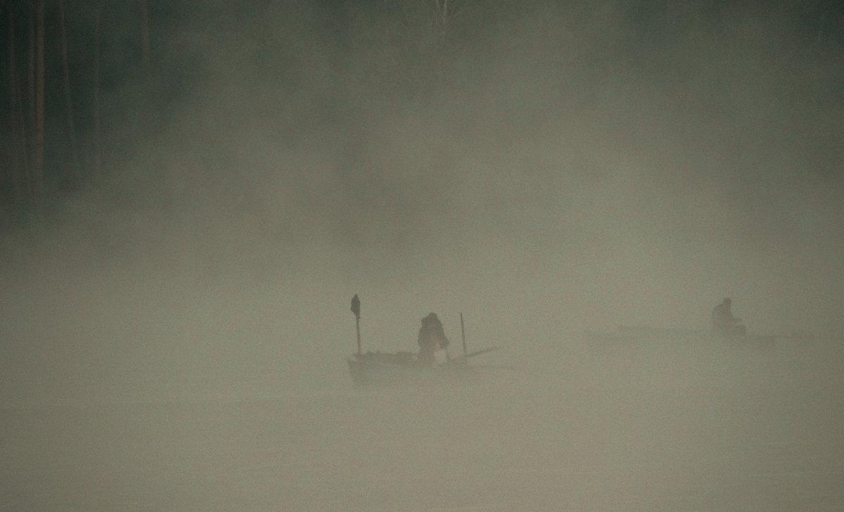 в тумане - Alla Swan
