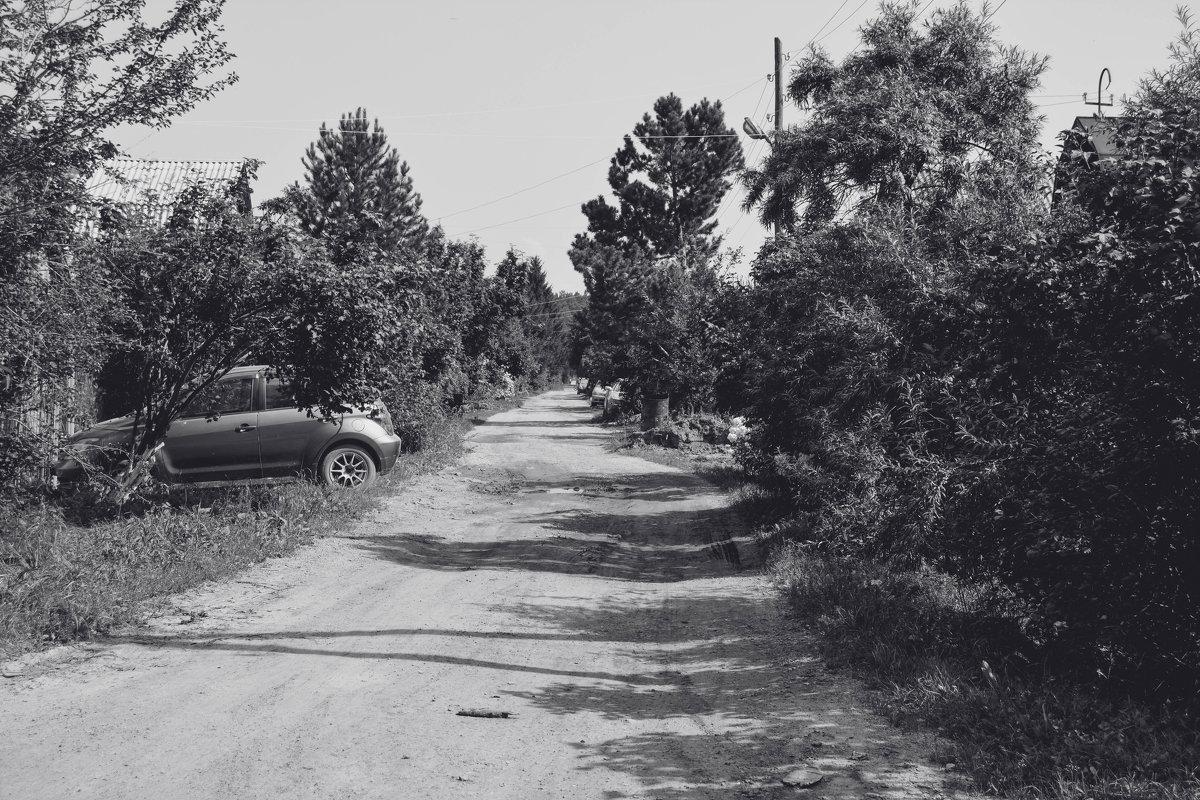 деревенские дорожки - Света Кондрашова