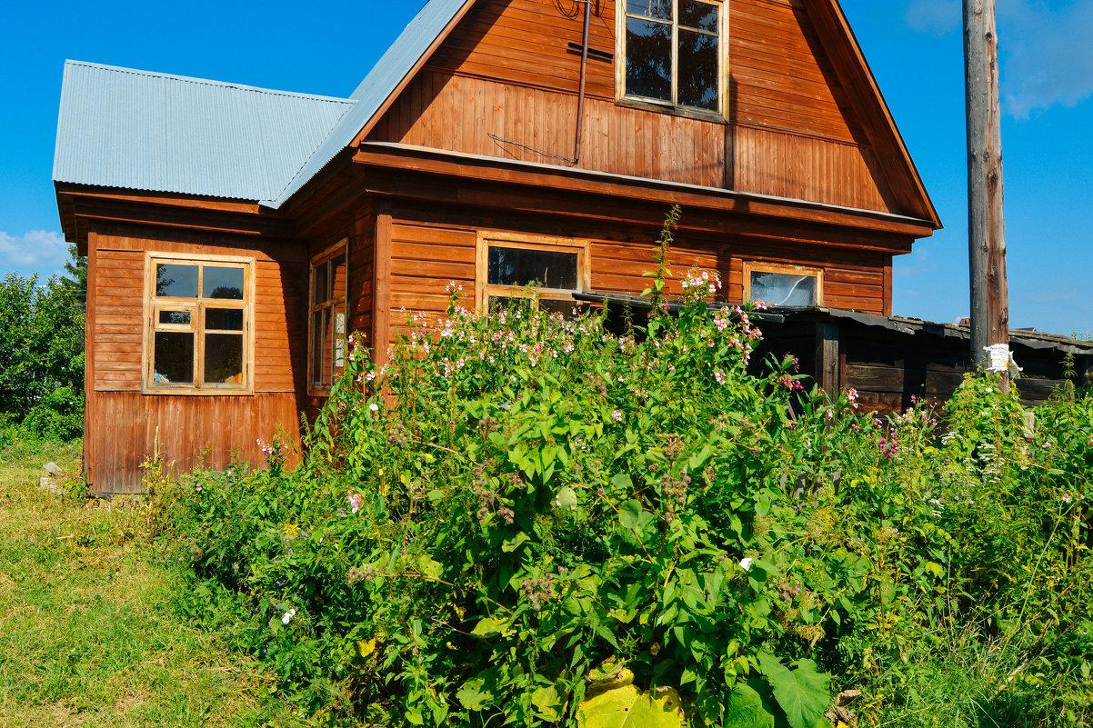 домик в деревне - Света Кондрашова