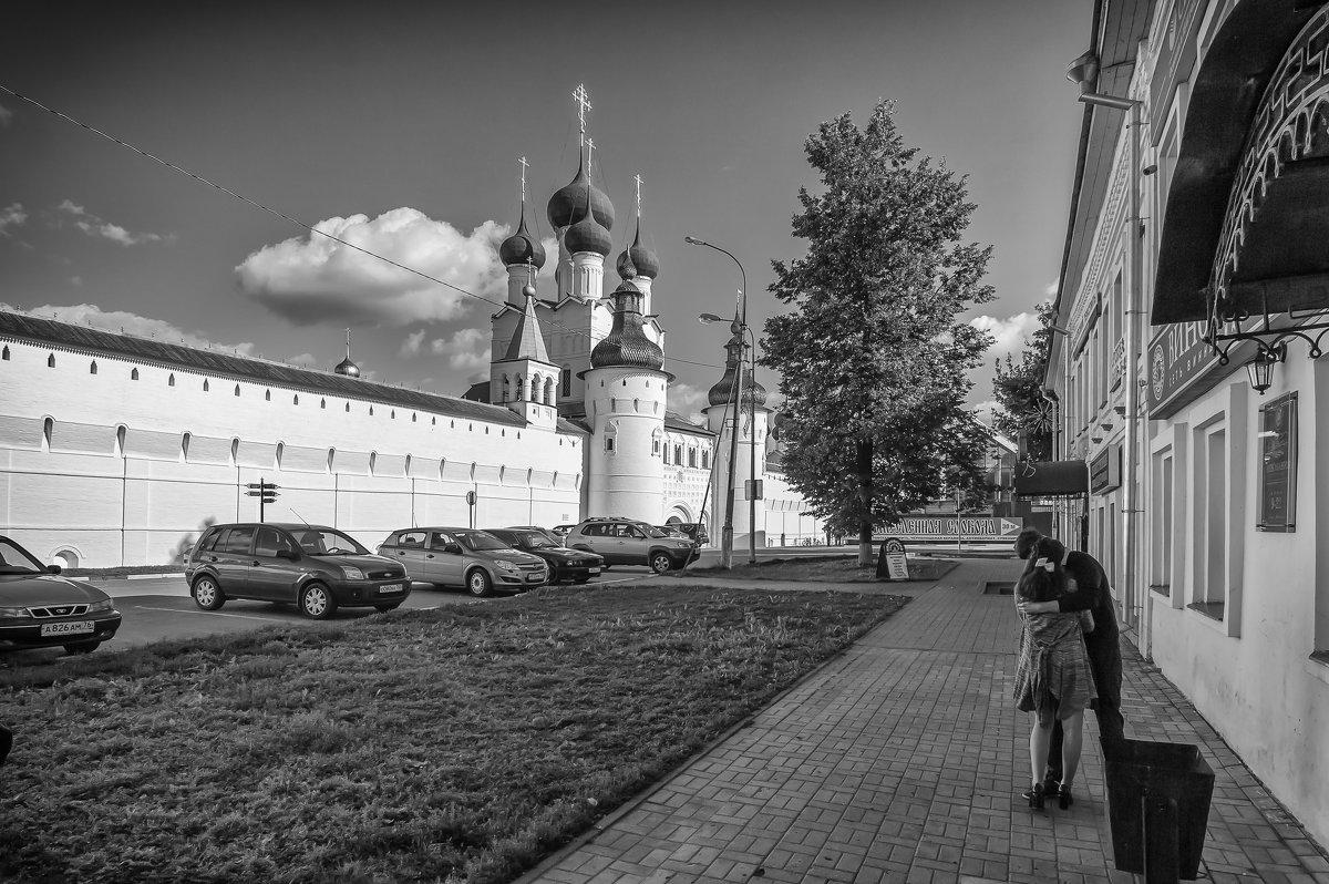 в Ростове - Алексадр Мякшин