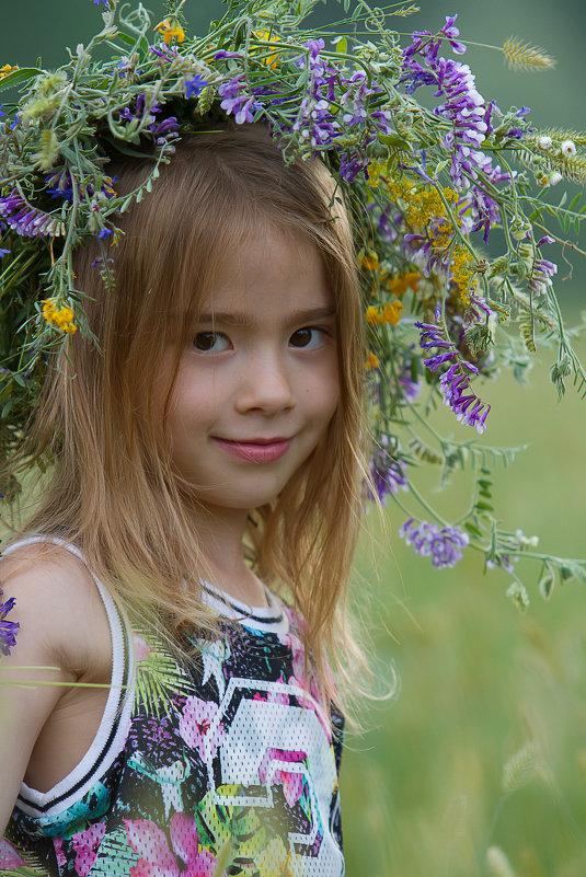 Лето :) - Оксана