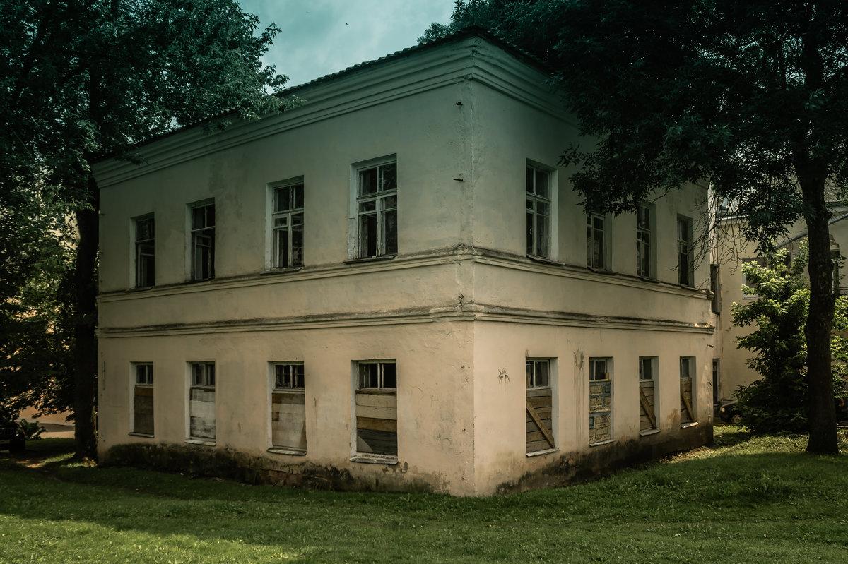 Заброшенка - Александр Витебский
